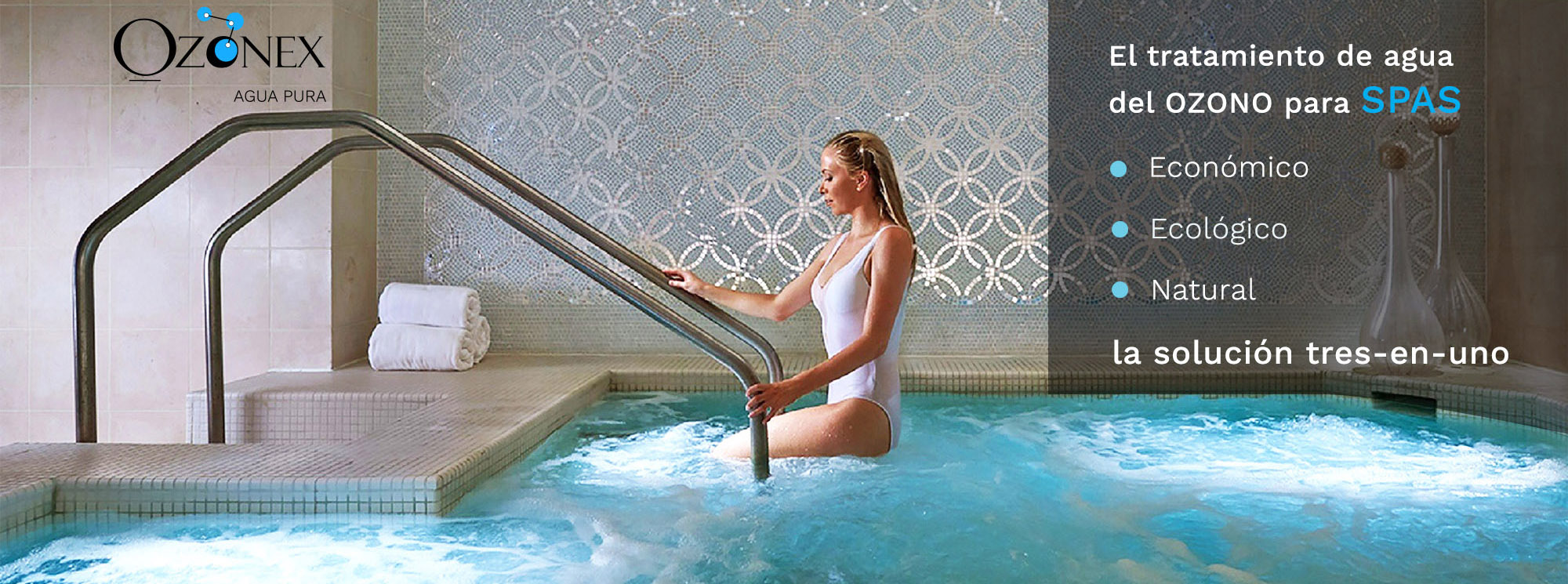 water treatment for spas ozone