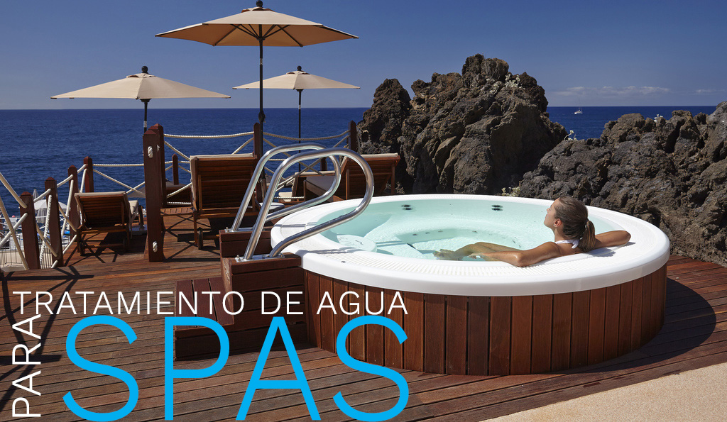 water treatment for spas