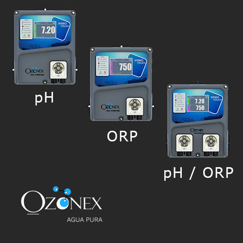 regulator ph orp ozonex